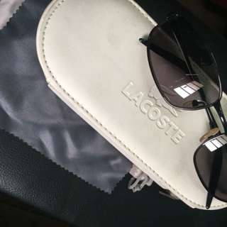Authentic Lacoste Glasses