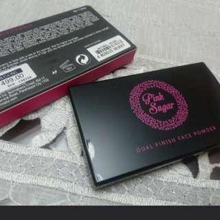 Pink Sugar Dual Finish Face Powder SPF15
