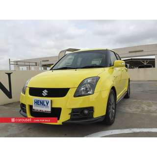 Suzuki Swift Sport 1.6A (OPC)