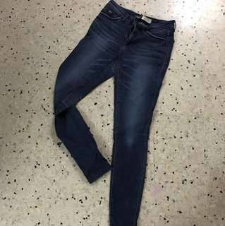Superdry Denim jegging waist 28