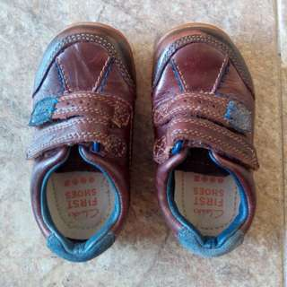 Clarks First Shoes