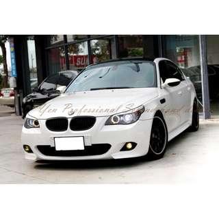 2004 BMW E60 520 3.0L 白