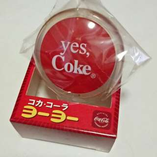 Japan yes coke yo-yo