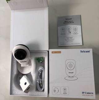 Cctv Camera - 180 Panoramic Fisheye Mini Wifi IP Cam