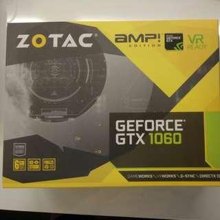 Gtx 1060 6gb Amp