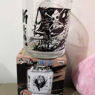全新海賊王OnePiece一番C賞玻璃杯
