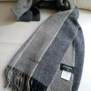 (超長!95%New)Chanel Vintage Scarf