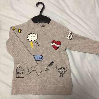 H&M boy's pullover