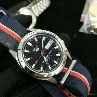 Seiko japan version automatic jam