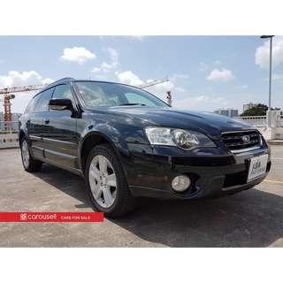 Subaru Legacy Outback 3.0