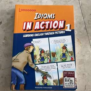 Idioms in action books 1&2