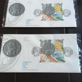 2.10.92. FDC Currency Notes & Coins