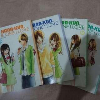 Hana-kun, The One I Love