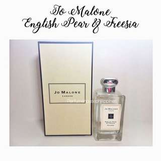 Jo Malone Perfume for Women