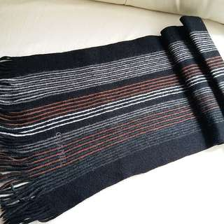 (厚!95%New)Chanel Vintage Scarf