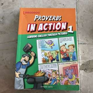 proverbs in action book series 1,2,3