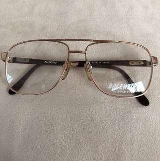 Balentino brand glasses frame