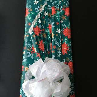 FREE GIFT WRAPPING SERVICE