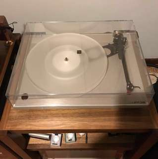 Upgraded Rega RP3 very low hours