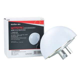 Godox AD S17 Wide Angle Soft Focus Shade Diffuser for Speedlite Flash AD360II AD200