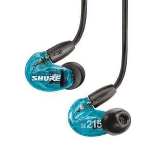 (PO) Shure SE215 Earphones