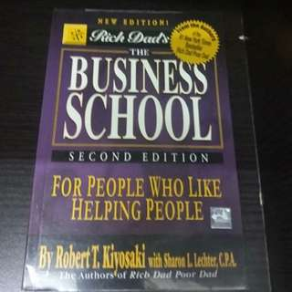 Rich's Dad - The Business School
