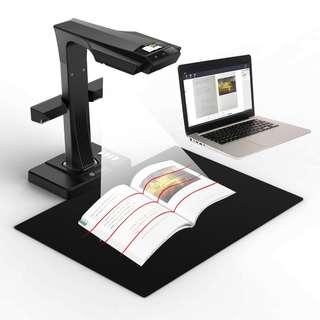 CZUR ET16 Plus Scanner 智慧掃描器 快速 曲面展平 掃描器 OCR 隨身 科技 文件 書本 用