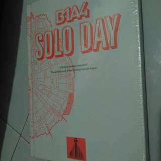 B1A4 SOLO DAY