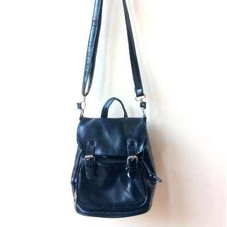 Leather Crossbody/Rucksack