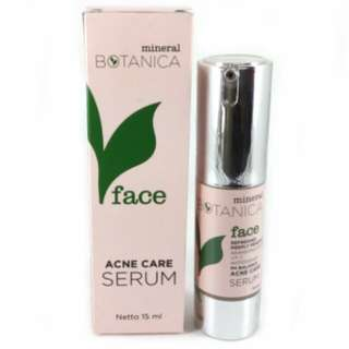 Serum Acne Mineral Botanica