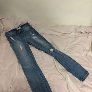 Cotton on skinny jeans