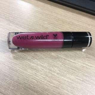 Wet n wild liquid catsuit matte lipstick