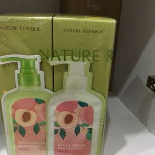 Brand New Nature Republic Ice Puff Sun SPF 50