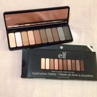 ELF mad for matte palette