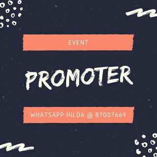 PROMOTER NEEDED AT CAUSEWAY & NEX! | $7.50 + COMMISSION!