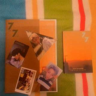 "GOT7 Readystock ""7 FOR 7"""