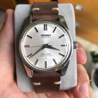 * sale for CNY*1st King Seiko chronometer cal.4420