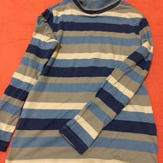 Orig. Uniqlo Kids Cotton Turtleneck Pullover (used once!)