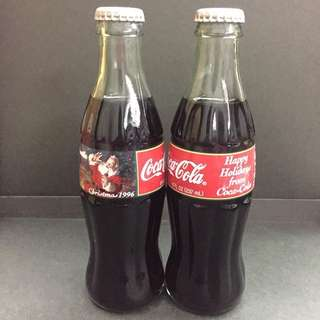 Coca-cola 1996年聖誕特別裝