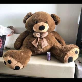 Life size soft plush bear - VALENTINES GIFT