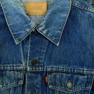 LEVI'S (經典古着)牛仔褸  LEVI'S vintage denim jacket