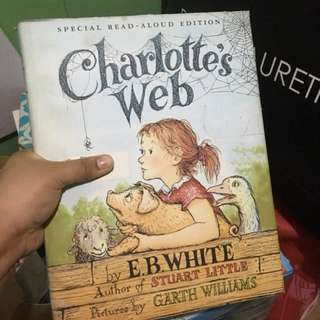 Charlotte's Web (Hard Bound Cover)