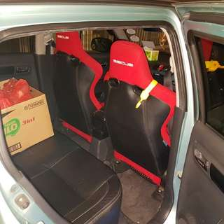 Suzuki swift SSCUS semi bucket seat