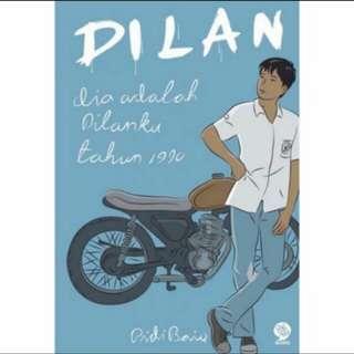 Ebook Dilan