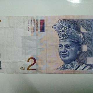 Old note RM2
