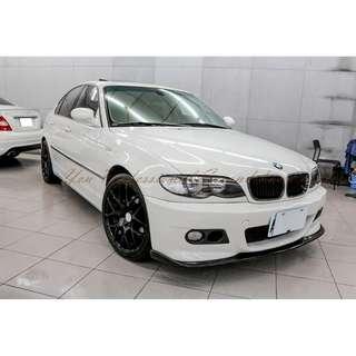 2002 BMW E46 320i 2.2L 白