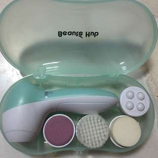 Face Brush, Exfoliator and Massager
