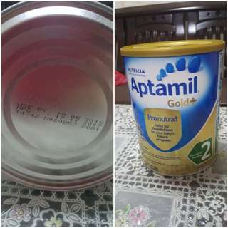 Aptamil Gold+ Stage 2, 900g