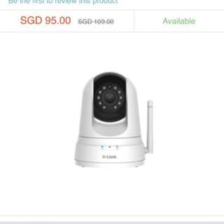 D-Link Cloud Camera DCS5000L