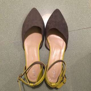 Oriental Traffic 平底鞋 (L Size/ 39-40碼)